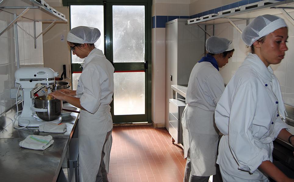 Stage controllo qualità alimentare