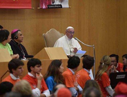 Ciofs FP Lazio al sinodo dei giovani 2018