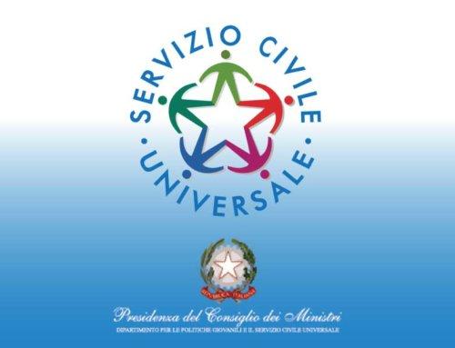 """Volontari del Servizio Civile Universale, con il progetto """"IN PARI"""""""