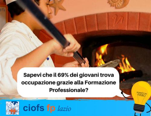 Formazione professionale passepartout per il lavoro: il 69% dei giovani lavora