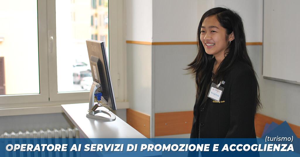 Operatore ai servizi di promozione ed accoglienza
