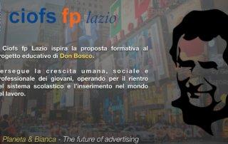 Ciofs FP Lazio La rivoluzione nella pubblicità. I Led cambiano tutto: insegne e pareti animate interattive su misura per ogni azienda